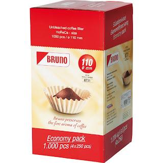 Filtru Cafea Nealbite, Filtre Cafea 1000 Bucati, Pret, Accesorii Profesionale Horeca