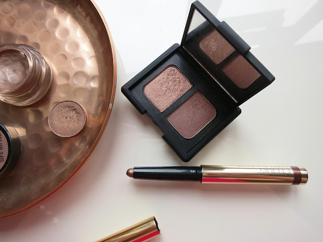 Autumn Bronze Eye Shadows NARS Kalahari By Terry Bronze Moon