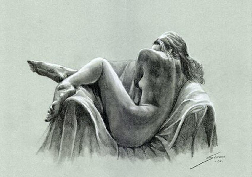 7 Desnudos que conmocionaron al mundo Fotos E