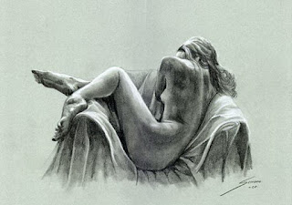 Dibujos Mujeres Cuerpo Completo