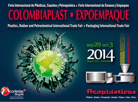 COLOMBIAPLAST 2014