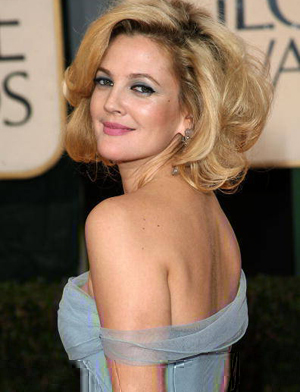 Drew Barrymore Hairstyle 22
