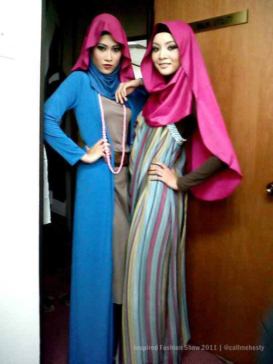 Hijabi Style Hijab Fashion Blog 2011 Malaysian Hijab Designs By Klmu