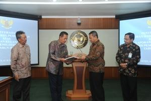 Laporan Keuangan KPU 2011, WDP