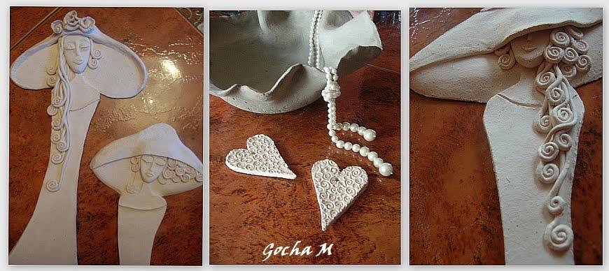 Ceramiczne   pasje  Gochy M