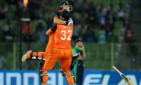 Netherlands won by 6 wickets