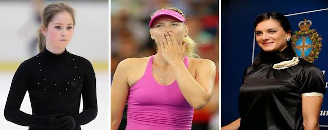 Las mujeres dominan el patrocinio deportivo en Rusia