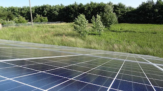 Q Cells Photovoltaic Panels