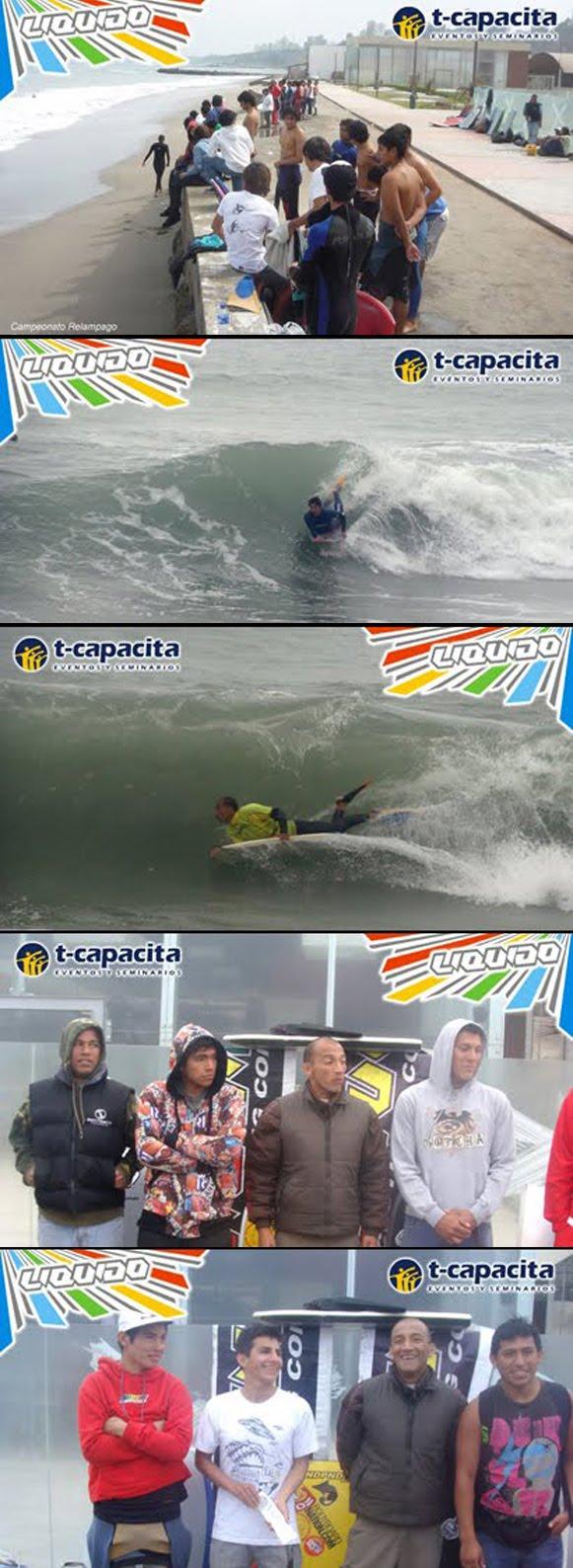 "CAMPEONATO RELAMPAGO AMATEUR ""CASCADAS HALTUNG 2011"""