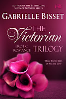 cover, The Victorian Trilogy, Gabrielle Bisset