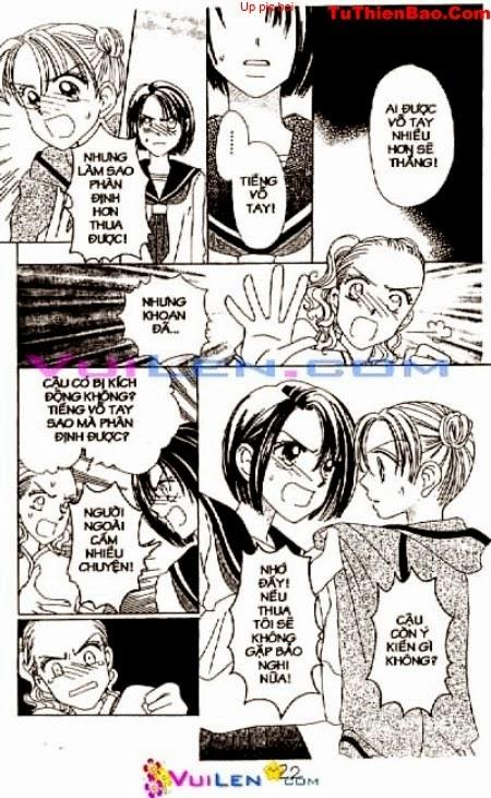 Cô Bé Đào Nguyên chap 11 - Trang 23