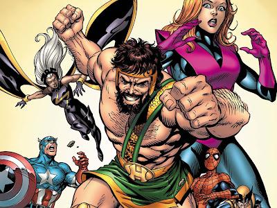 Avenger_Cartoon#5 Free Wallpaper