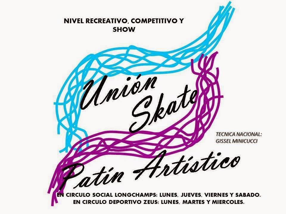 Patin Artistico UNION SKATE
