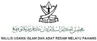 Jawatan Kerja Kosong Majlis Ugama Islam Dan Adat Resam Melayu Pahang (MUIP)