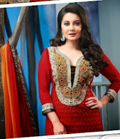 Salwar suit neck designs