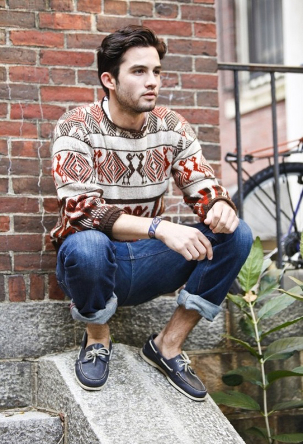 Live Creating Yourself Thoughts On Men 39 S Fashion Cuffed Jeans