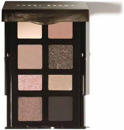 Bobbi Brown Smokey Nudes paleta de sombras de ojos
