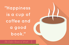 For the love of books and java!
