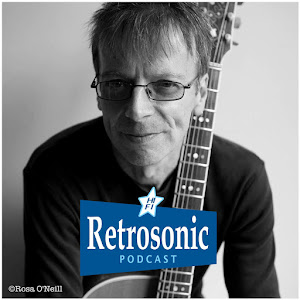 Retrosonic Podcast with Damian O'Neill of The Undertones & That Petrol Emotion