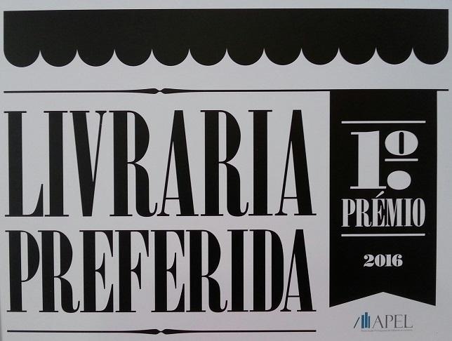 Livraria Preferida de Portugal 2016
