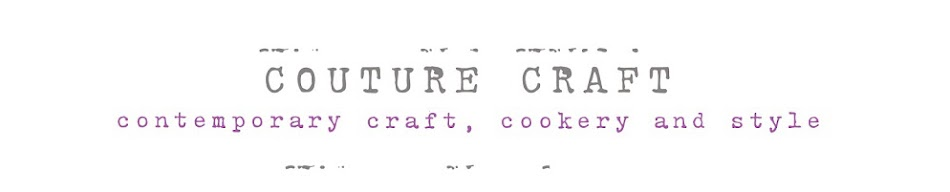 COUTURE CRAFT