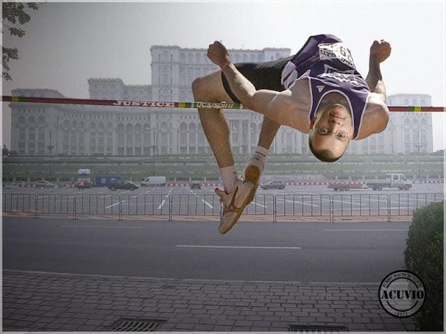 Funny photo Mihail Boldea Justice