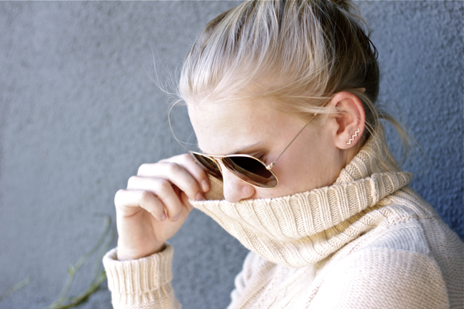 Shae Roderick, Ray-Ban, Cambridge Sweater, J.Crew, Style blogger