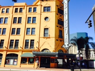 balboa theater san diego california