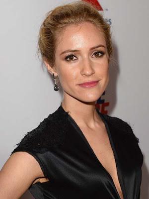 Kristin Cavallari Dangling Diamond Earrings
