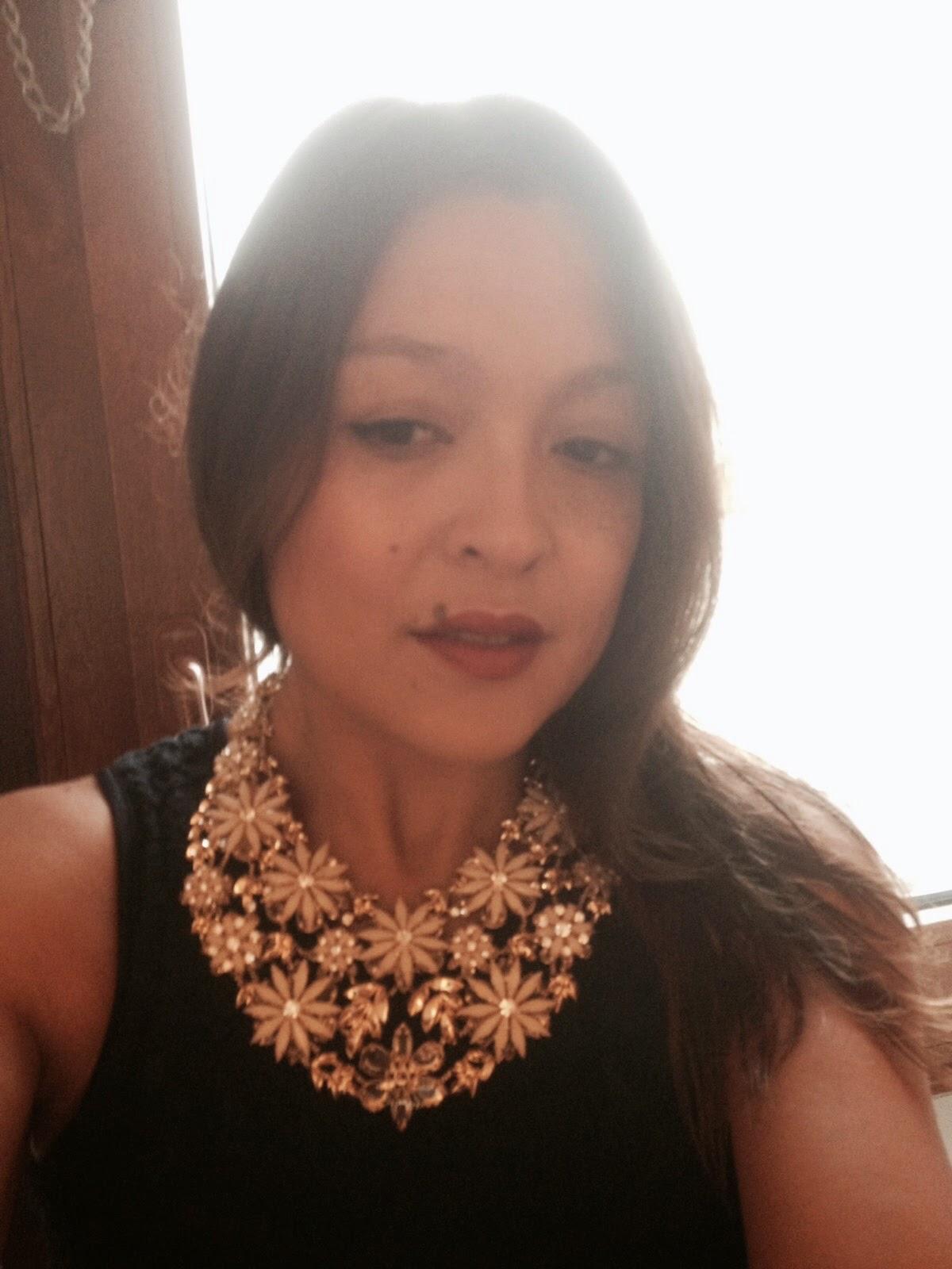 Collier BCBG jewelry accessories accessoires bijoux fantaisie necklace blog mode metz luxembourg