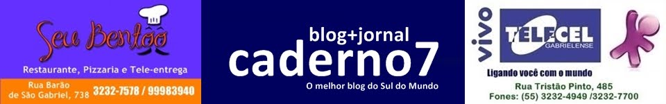 Caderno7 - O blog de notcias da Metade Sul
