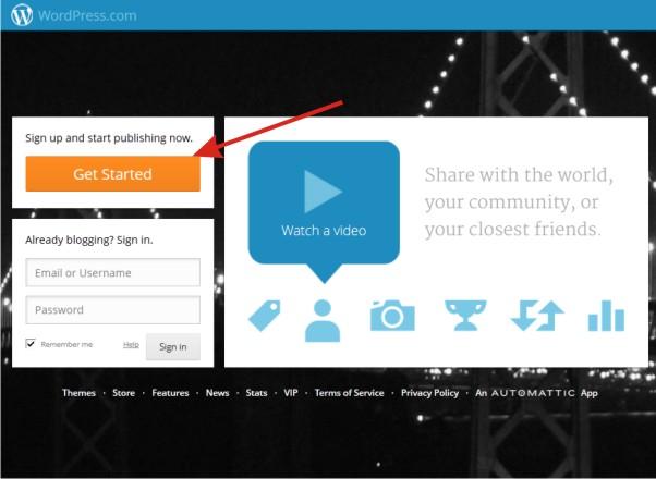 Cara Membuat Blog Pribadi di WordPress Indonesia