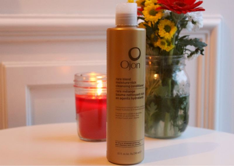 Ojon Rare Blend Moisture-Rich Cleansing Conditioner