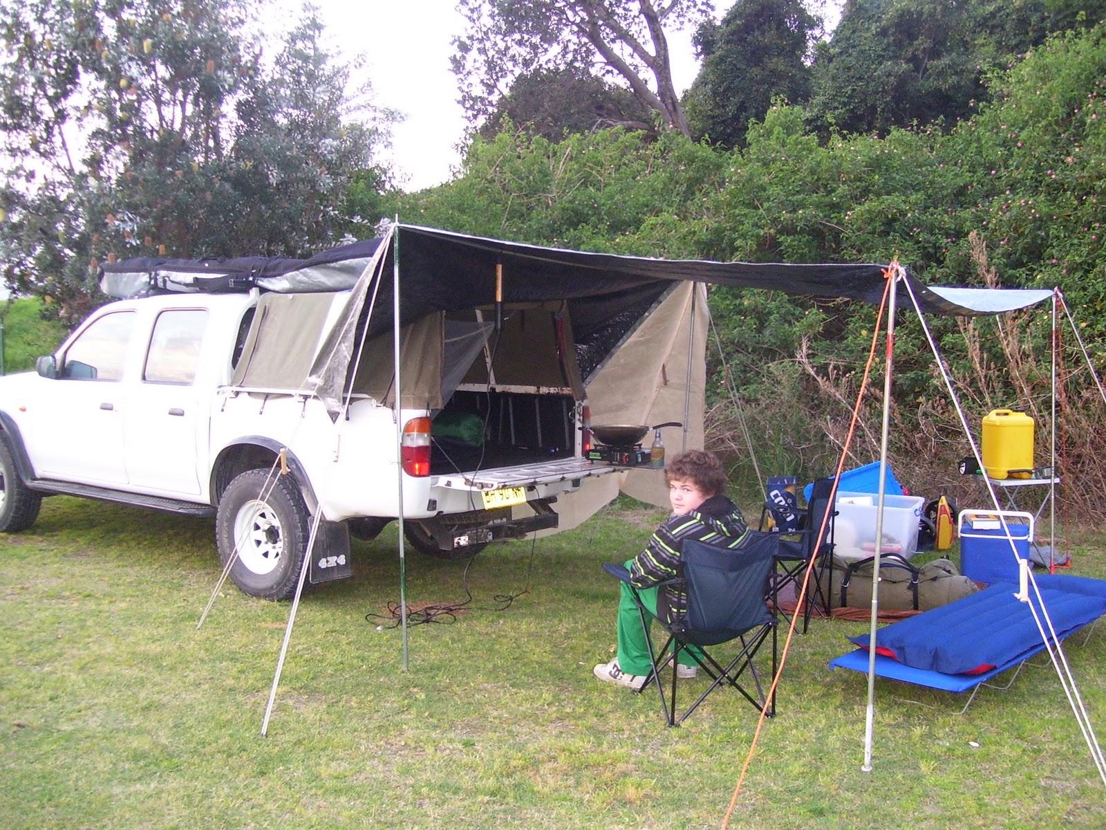 All Purpose C&ing - Surfing - Hunting Ute. & Caravans by JOATMAN!: All Purpose Camping - Surfing - Hunting Ute.