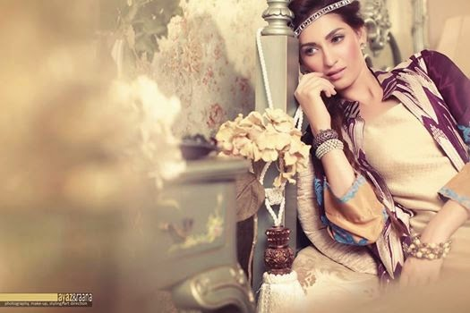 Abeer Rizvi Photoshoot For Tina Durrani A Mid Summer Day Dream