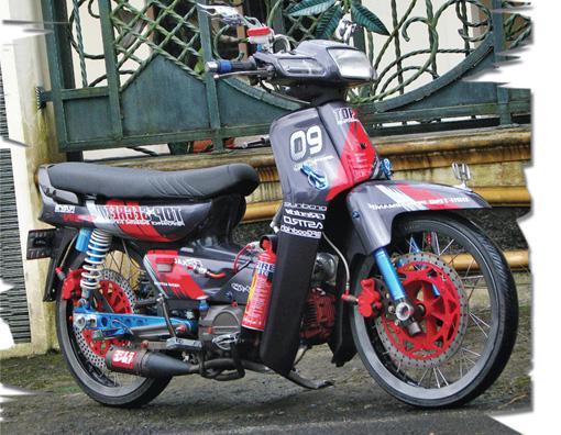 Honda Grand '96 : Posh Factory