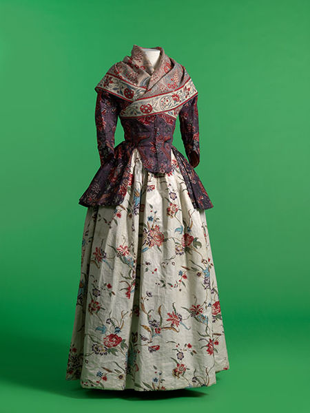 Printed Textiles In Eighteenth Century America The