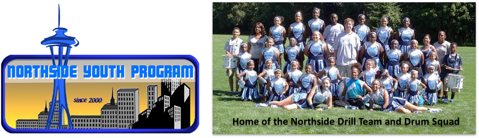 Northside Youth Program- Drill Team and Drum Squad