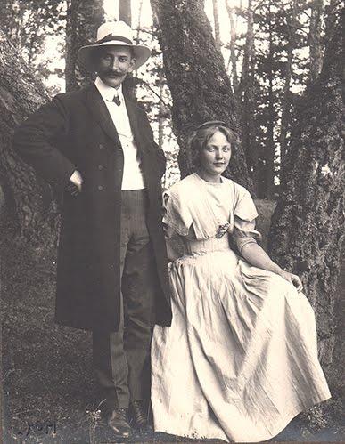 Astri och Gösta Heijkorn