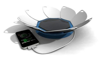 Cool and Innovative Solar Rechargers (15) 4
