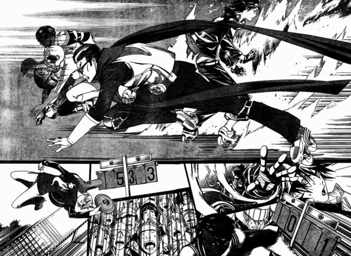Air Gear Chap 181