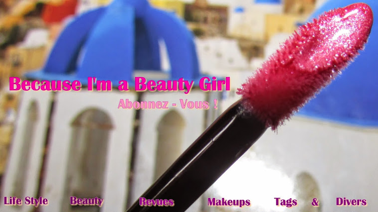 Because I'm a  Beauty Girl  ....