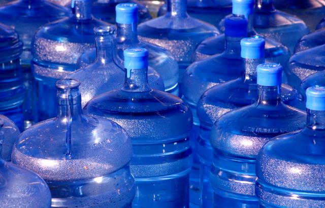 Water Bottles for Coolers