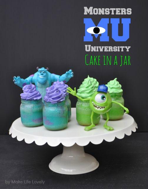 Monsters Inc Birthday Cake At Walmart