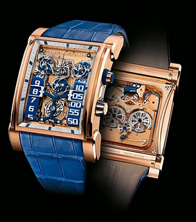 DualTow Watch by Christophe Claret seharga $300,000
