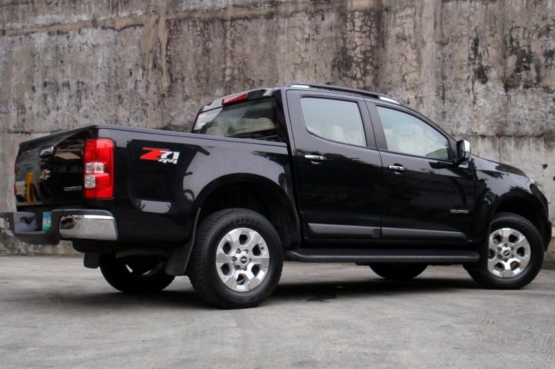 Review: 2012 Chevrolet Colorado LTZ 4x4 M/T | CarGuide.PH - Philippine ...