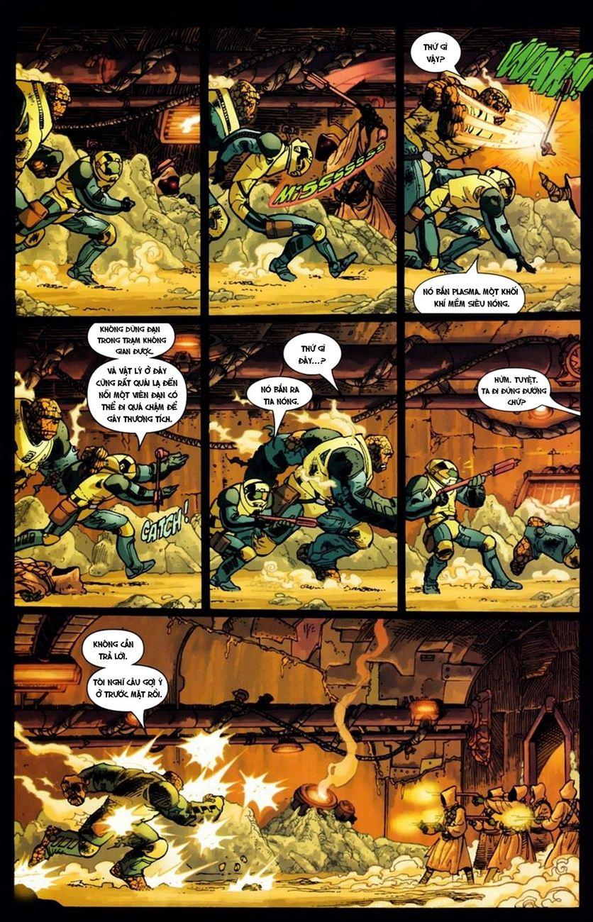 Ultimate Fantastic Four chap 17 - Trang 14