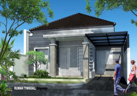 rumah+minimalis+atap+limas+4 Ternyata Rumah Minimalis Atap Limas Terlihat Lebih Mewah