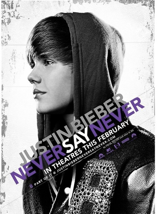 justin bieber movie 2011. justin bieber never say never