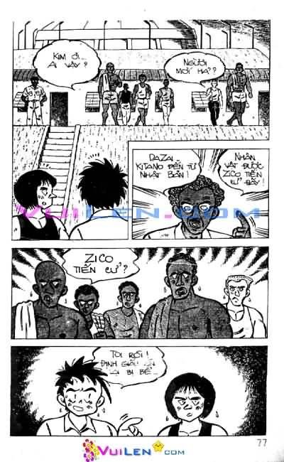Jindodinho - Đường Dẫn Đến Khung Thành III  Tập 45 page 77 Congtruyen24h
